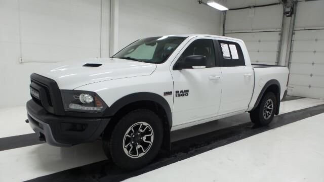 2017 Ram 1500 Rebel 4x4 Crew Cab 5'7 Box Topeka KS