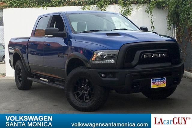2017 Ram 1500 Rebel 4x4 Crew Cab 5'7 Box Santa Monica CA