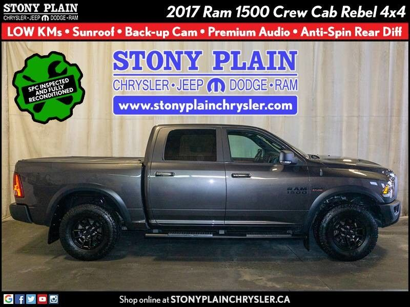 2017 Ram 1500 Rebel Stony Plain AB