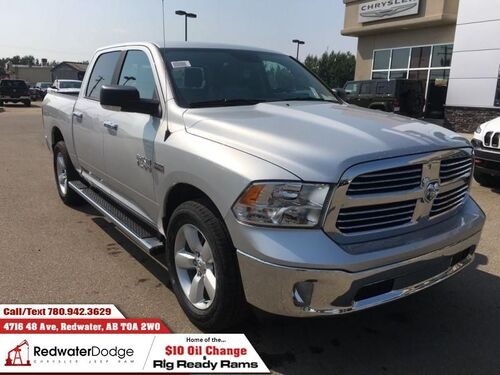 2017_Ram_1500_SLT  - Navigation -  Bluetooth -  Uconnect - $236.49 B/W_ Redwater AB