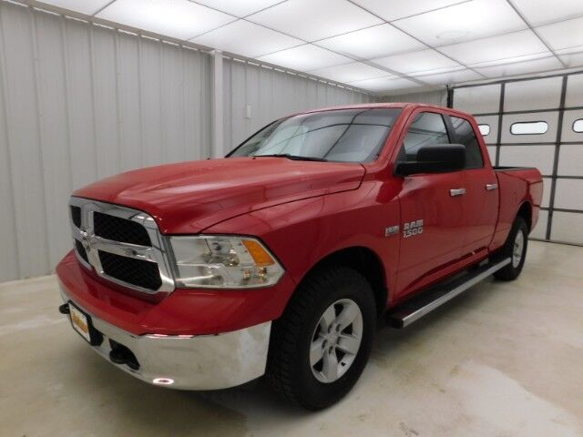 2017 Ram 1500 SLT 4x4 Quad Cab 6'4 Box Manhattan KS