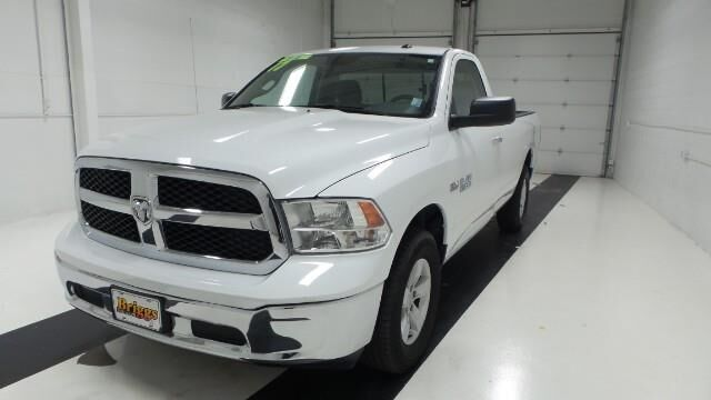 2017 Ram 1500 SLT 4x4 Regular Cab 8' Box Topeka KS