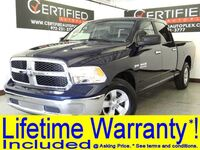 Ram 1500 SLT CREW CAB 5.7L V8 BED LINER HEATED POWER MIRRORS CRUISE CONTROL POWER LO 2017