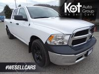 Ram 1500 ST Low KM's, Tow Package 4x4 2017