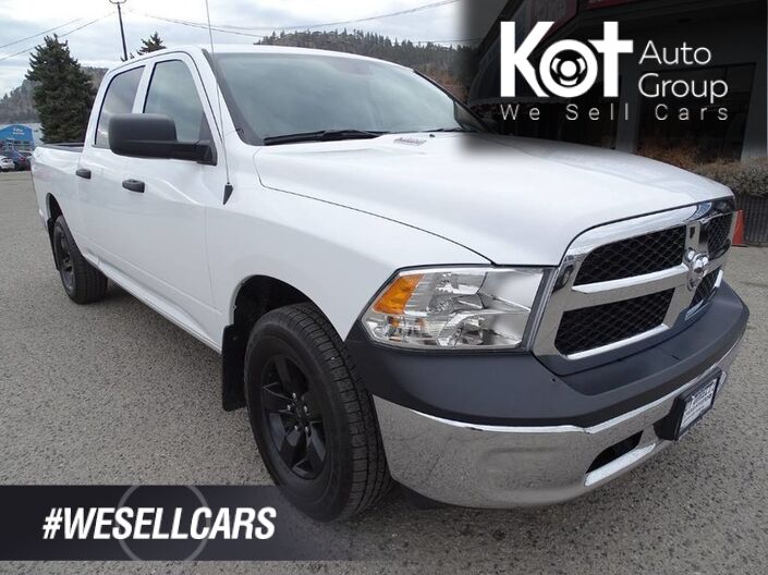 2017 Ram 1500 ST Low KM's, Tow Package 4x4 Kelowna BC