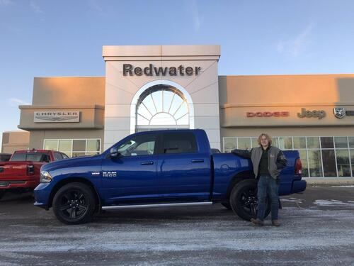 2017_Ram_1500_Sport - One Owner - Heated/ Ventilated Front Seats - Heated Steering Wheel - Remote Start - Sunroof_ Redwater AB