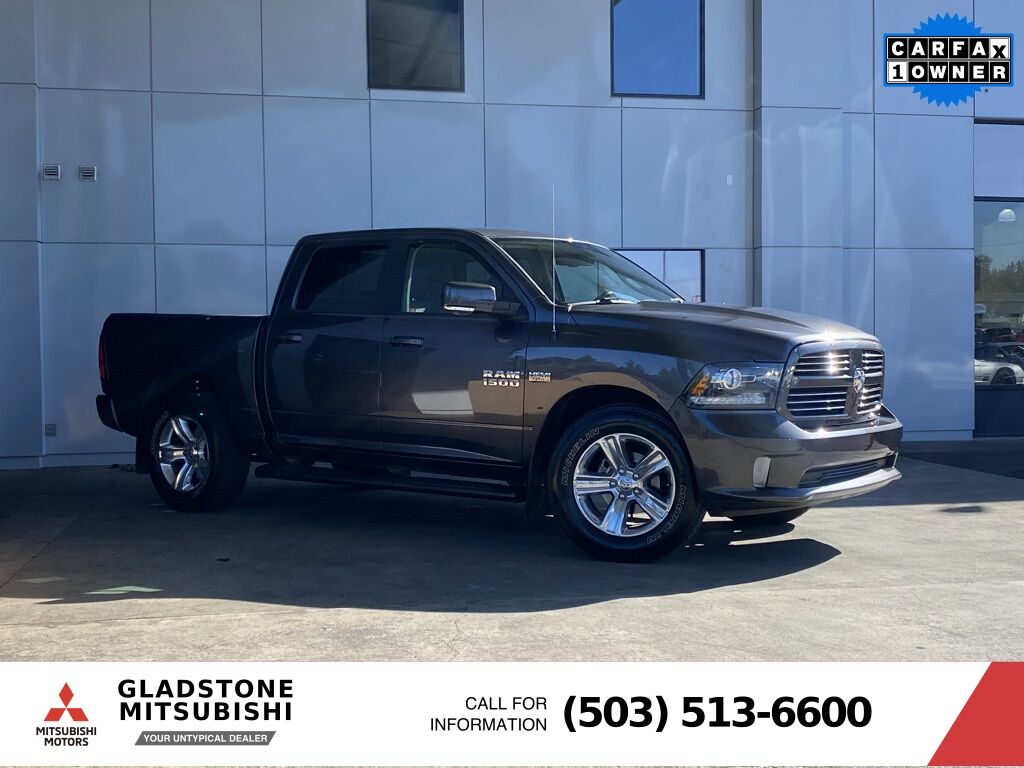 2017 Ram 1500 Sport Milwaukie OR