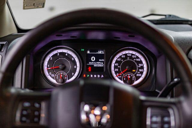 2017 Ram 2500 4x4 Reg Cab ST HEMI VMAC Red Deer AB