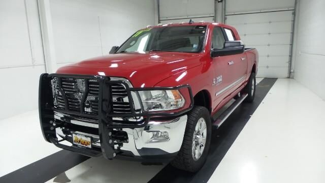 2017 Ram 2500 Big Horn 4x4 Mega Cab 6'4 Box Topeka KS