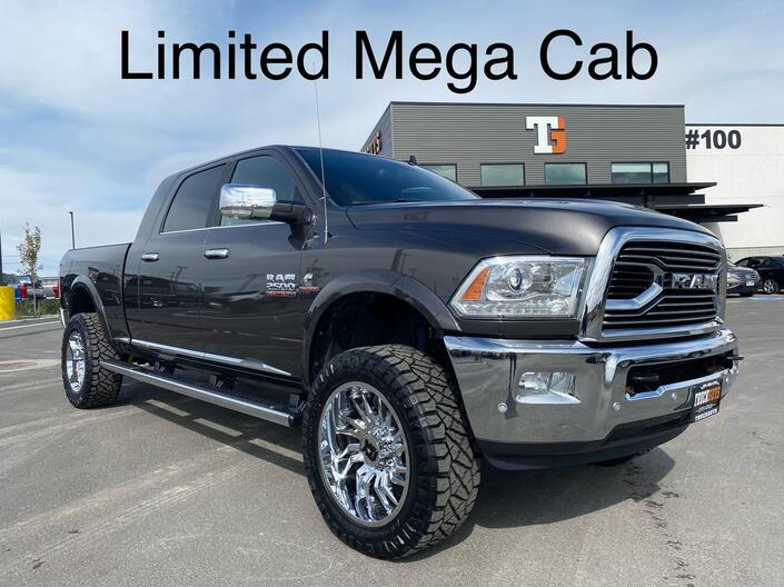 2017 Ram 2500 Limited West Valley City UT
