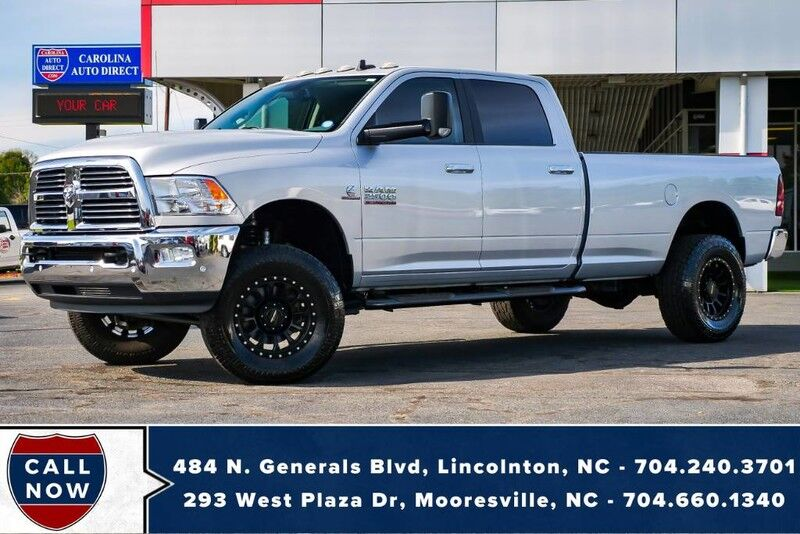 2017 Ram 2500 *Lone Star* 4X4 *LIFTED* Cummins w/ Heated Front Seats & Pro Comp Wheels Mooresville NC