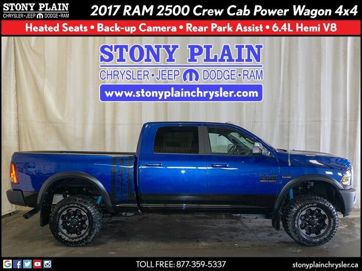 2017 Ram 2500 Power Wagon Stony Plain AB