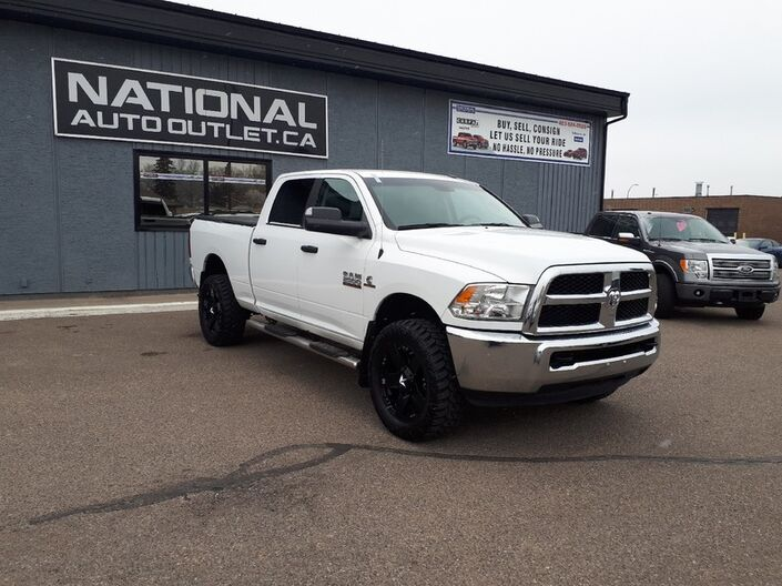 2017 Ram 2500 SLT - CLEAN CARFAX - CUMMINS Lethbridge AB