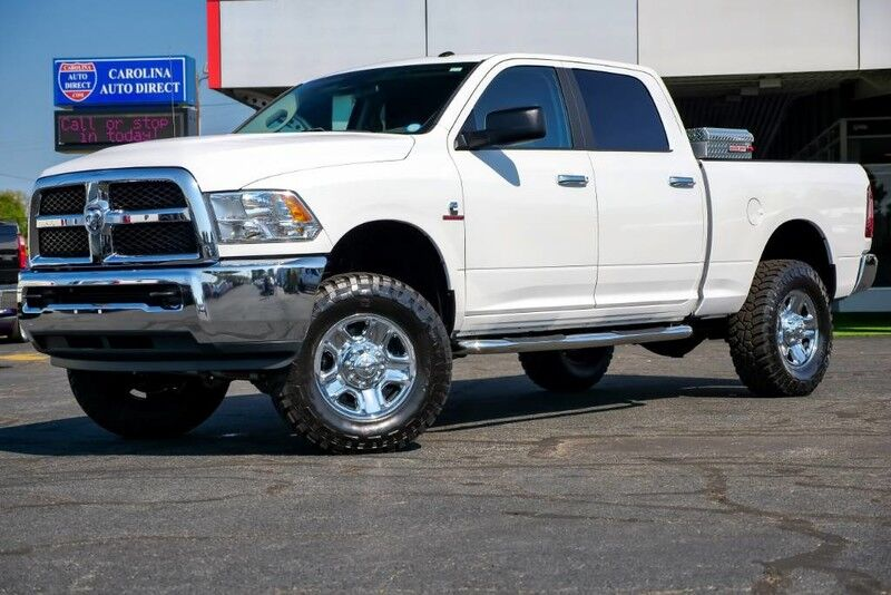 2017 Ram 2500 Leveling Kit >> 2017 Ram 2500 Slt Crew Cab 4x4 Lifted W Leveling Kit