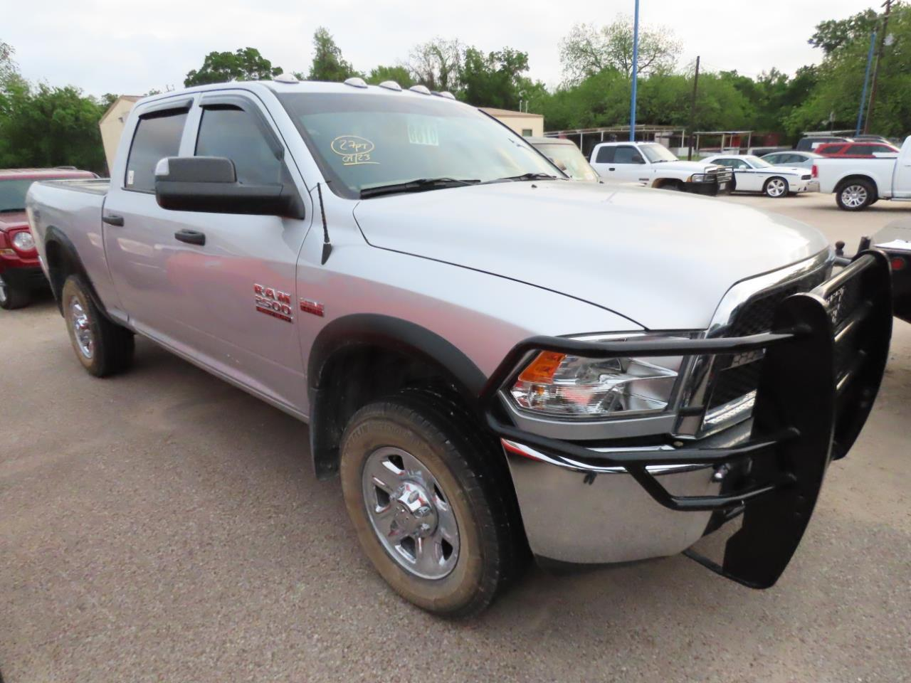 2017 Ram 2500 Tradesman Liberty Hill TX