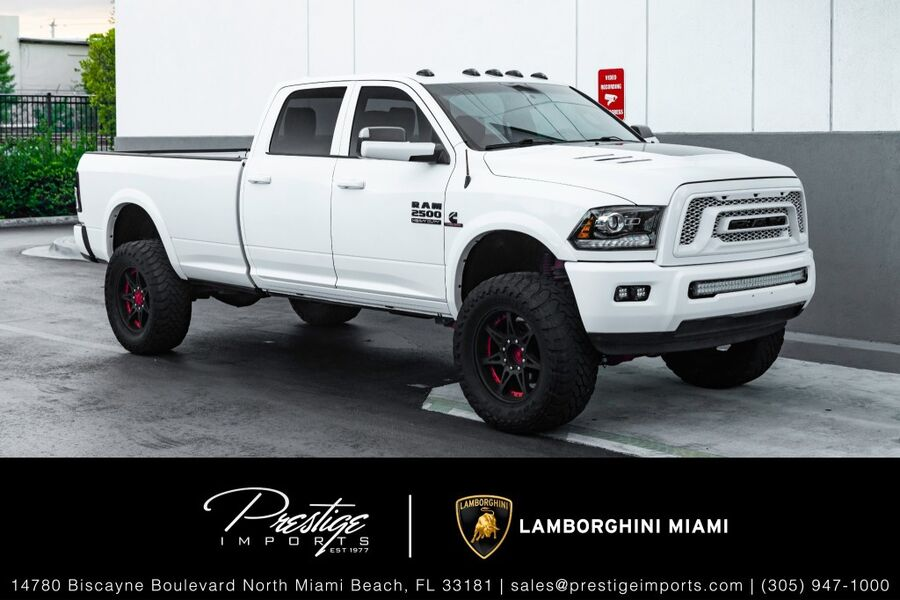 2017_Ram_2500_Tradesman_ North Miami Beach FL