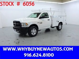 Ram 2500 Utility ~ Only 35K Miles! 2017