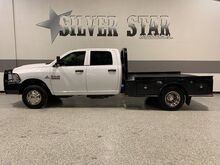 2017_Ram_3500 Chassis Cab_Cab&Chassis 4WD FlatBed Cummins_ Dallas TX