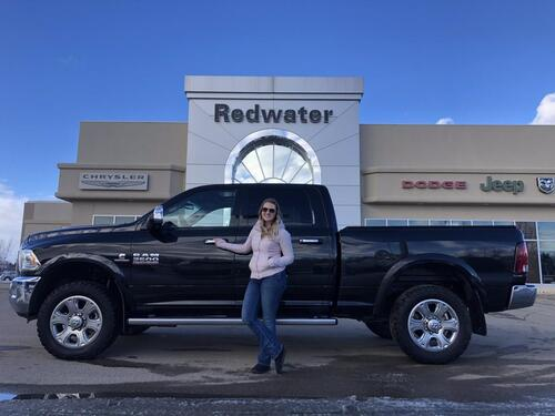 2017_Ram_3500_Laramie -  4X4 - Cummins Diesel - 5th Wheel Prep - Sunroof - Rear Auto Level Suspension - One Owner_ Redwater AB