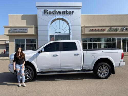 2017_Ram_3500_Limited Crew Cab 4x4 - Mint Condition - Cummins Diesel - Power Sunroof - RAM Box - 70480KMs_ Redwater AB