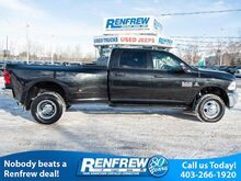 2017_Ram_3500_ST Dually, Bluetooth, SiriusXM, Backup Camera, Running Boards_ Calgary AB