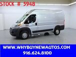 2017 Ram ProMaster 1500 ~ High Roof ~ Only18K Miles!