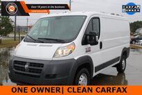 Ram ProMaster 1500 Low Roof 2017