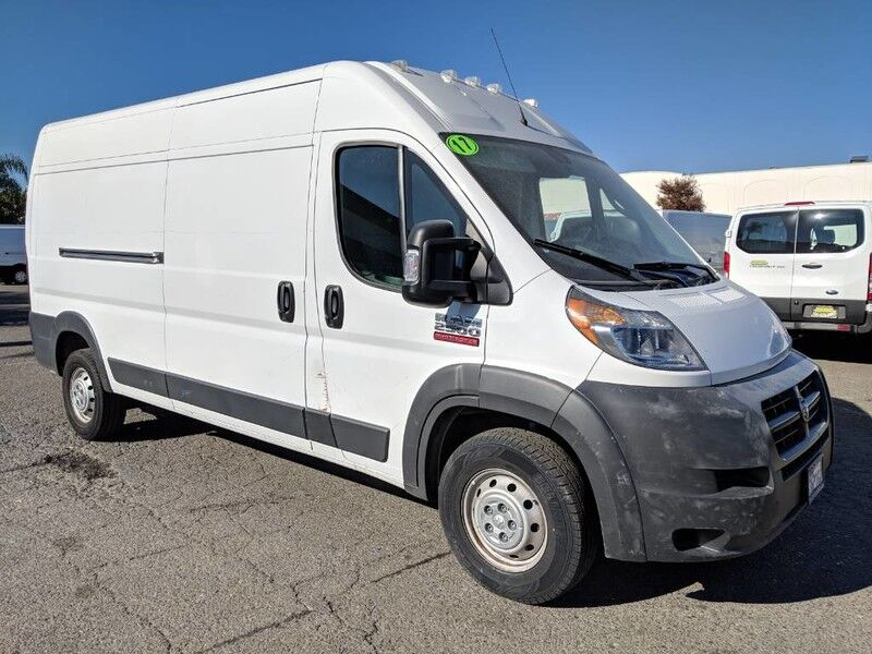 2017 Ram ProMaster 2500 High Roof Cargo Van