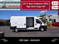 2017 Ram ProMaster 2500 High Roof Cargo Van Oceanside CA