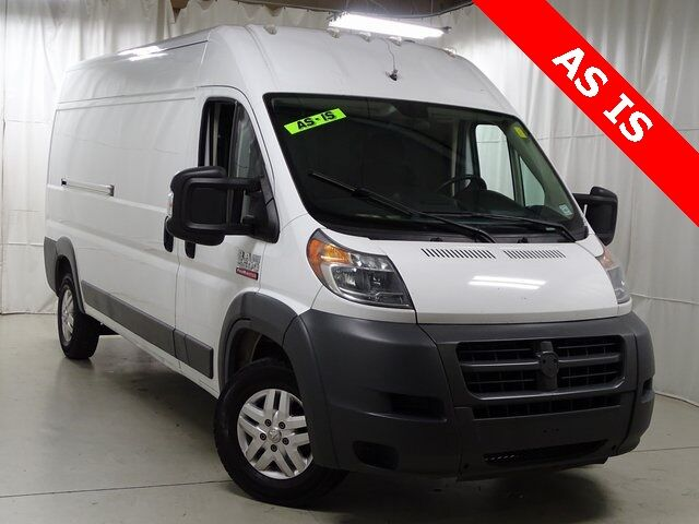2017 Ram ProMaster 2500 High Roof Raleigh NC