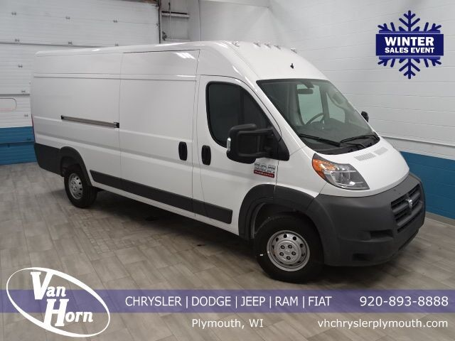 2017 Ram ProMaster 3500 High Roof Plymouth WI