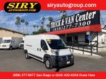 2017 Ram ProMaster Cargo Van 2500 High Roof