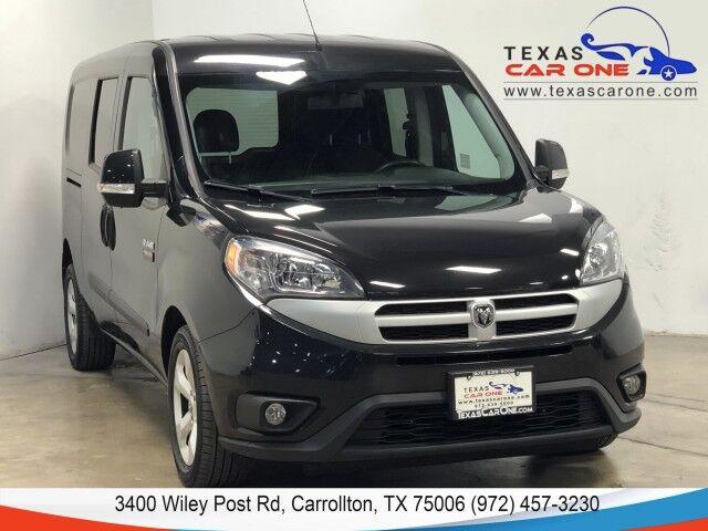 2017 Ram ProMaster City Cargo Van TRADESMAN SLT AUTOMATIC NAVIGATION REAR CAMERA BLUETOOTH HEATED SEATS CRUISE CONTROL Carrollton TX