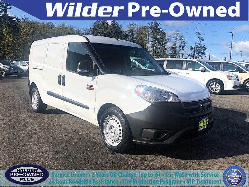 2017 Ram ProMaster City Cargo Van Tradesman Port Angeles WA