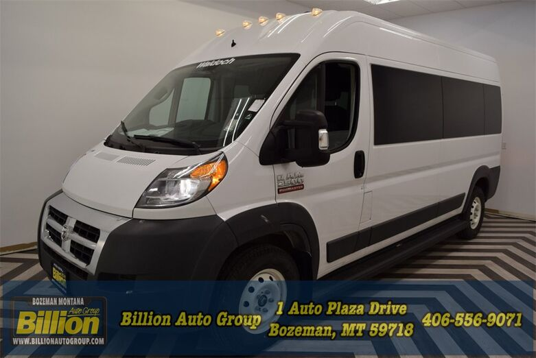 2017 Ram ProMaster Window Van 2500 Bozeman MT