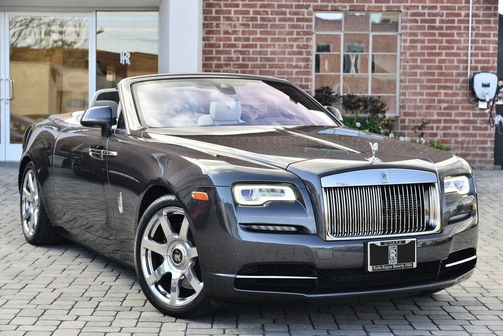 2017 Rolls-Royce Dawn  Beverly Hills CA