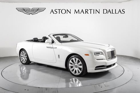 2017_Rolls-Royce_Dawn__ Dallas TX