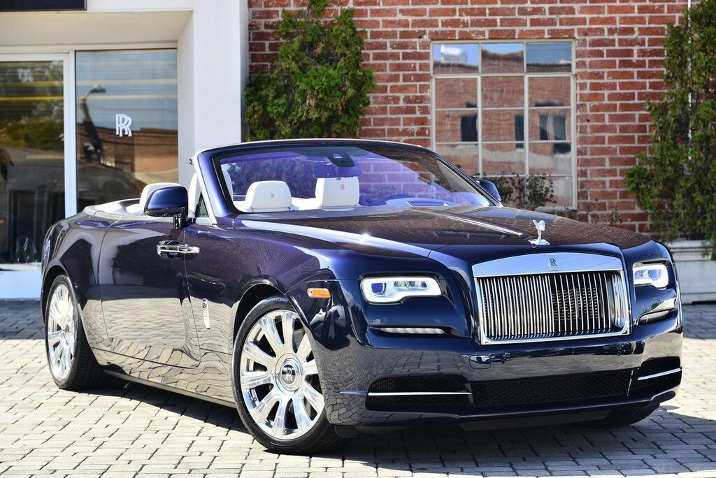 2017 Rolls-Royce Dawn Lawrence KS