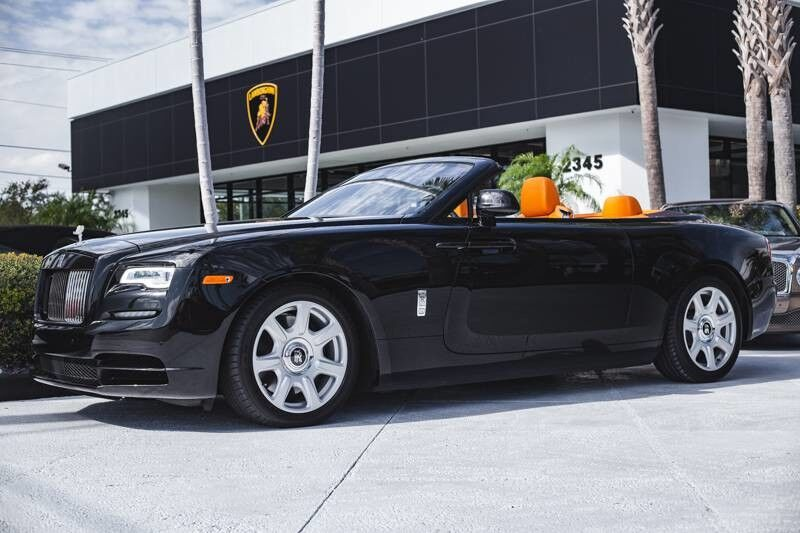 2017_Rolls-Royce_Dawn__ Palm Beach FL