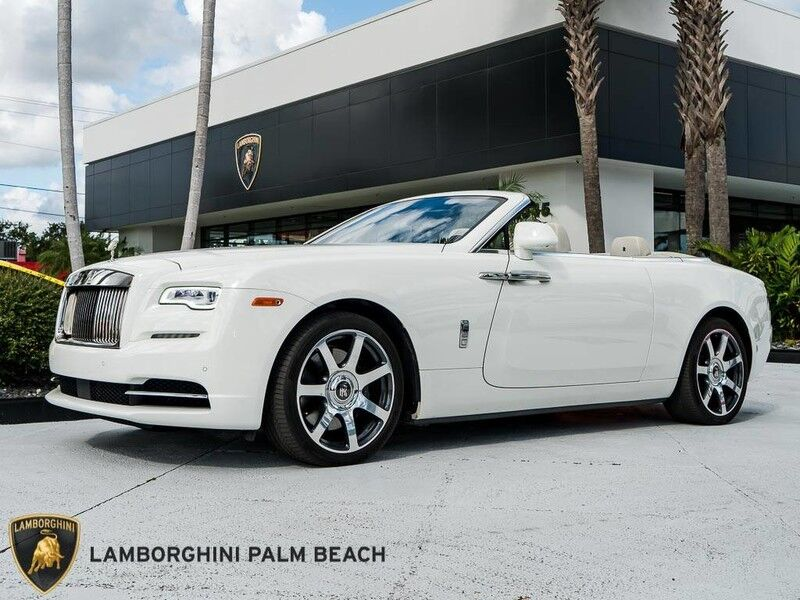 2017 Rolls-Royce Dawn  Palm Beach FL