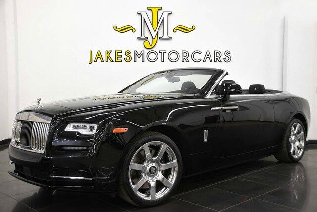 2017 Rolls-Royce Dawn ($373,905 MSRP) *ONLY 5000 MILES*