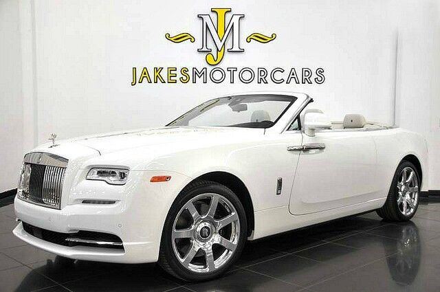 2017 Rolls-Royce Dawn ($385,055 MSRP)~ ONLY 1100 MILES~ SAVE $126,000 OFF NEW! San Diego CA