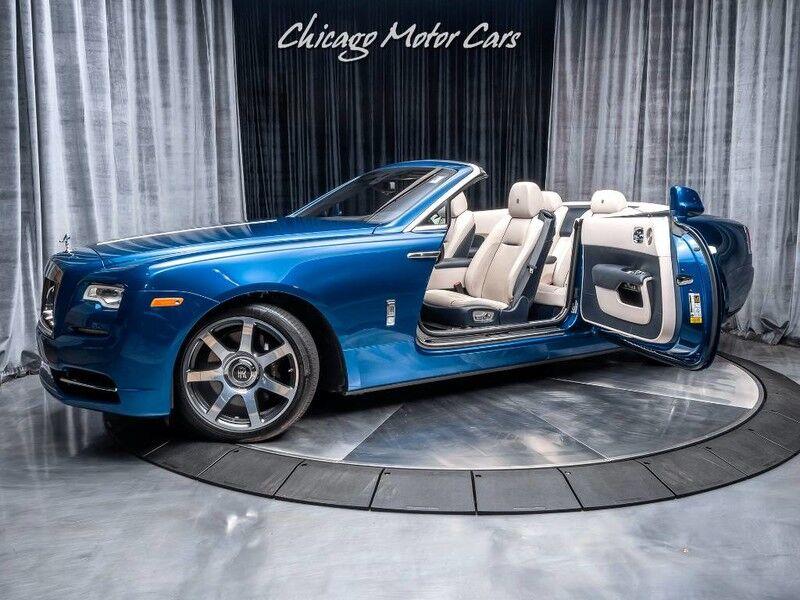 2017_Rolls-Royce_Dawn_Convertible **$392,905 MSRP**_ Chicago IL