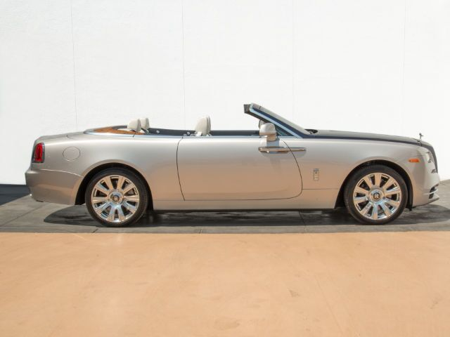 2017 Rolls-Royce Dawn Convertible Los Gatos CA