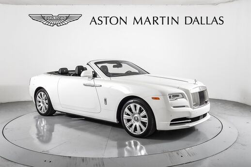 2017 Rolls-Royce Dawn DRIVER ASSIST 3 Dallas TX