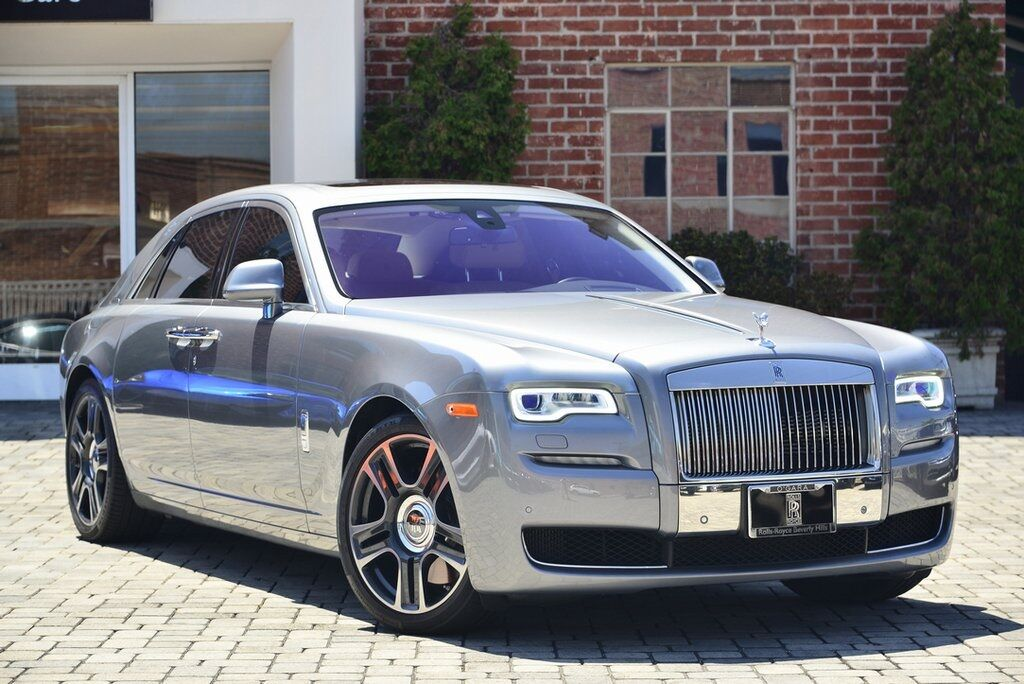 2017 Rolls-Royce Ghost  Beverly Hills CA