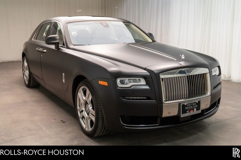 2017 Rolls-Royce Ghost Houston TX