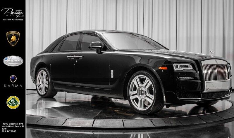 2017_Rolls-Royce_Ghost__ North Miami Beach FL