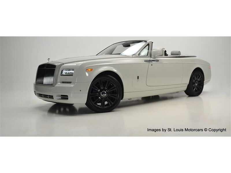 2017 Rolls-Royce PHANTOM DROPHEAD COUPE ZENITH