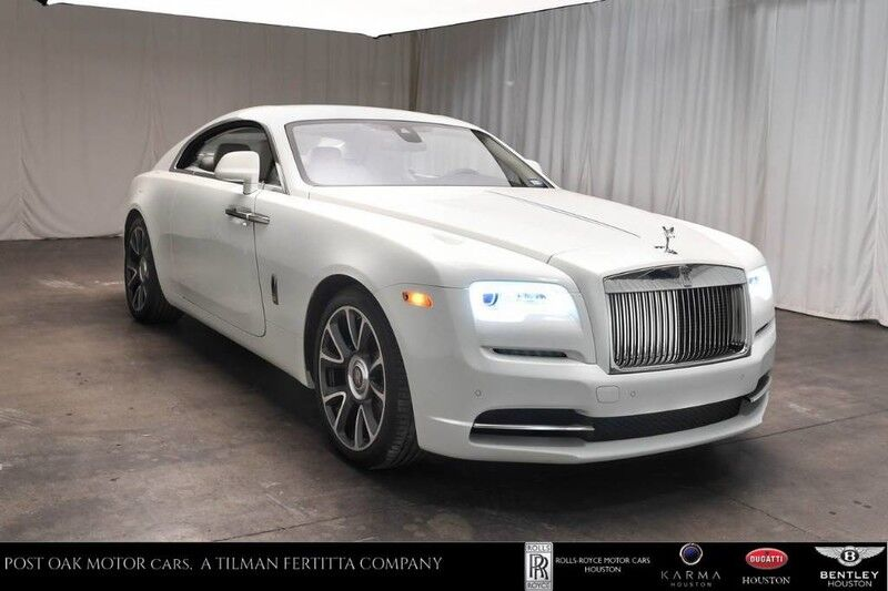 2017 Rolls-Royce Wraith Houston TX